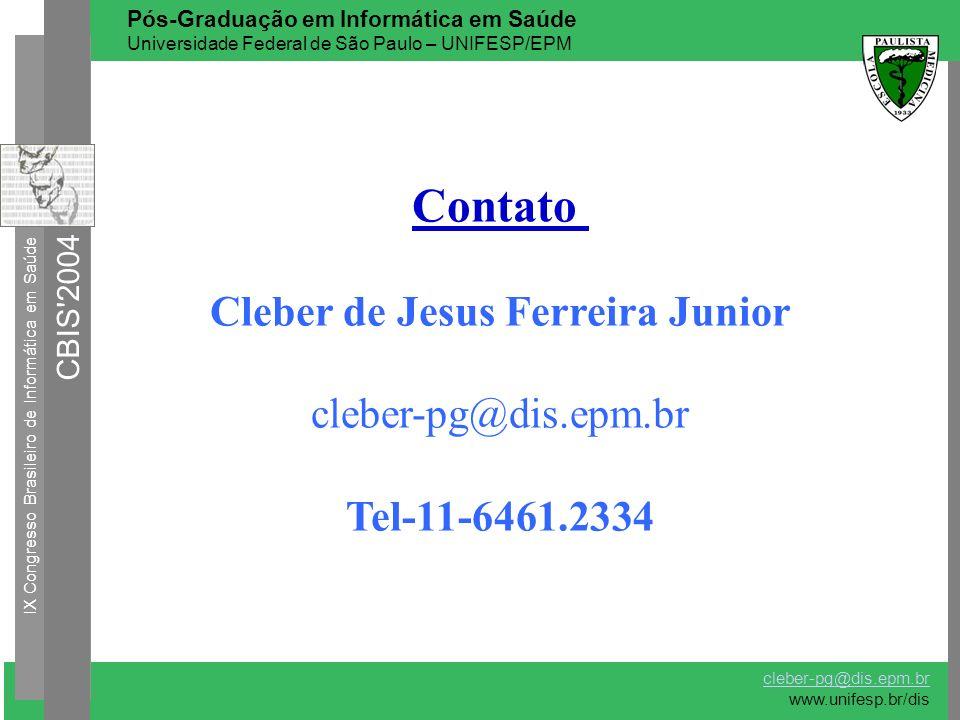 Cleber de Jesus Ferreira Junior