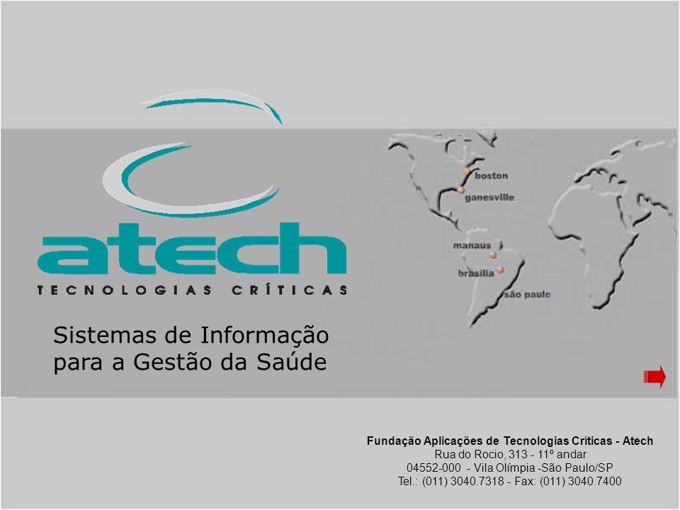 Fundação Aplicações de Tecnologias Críticas - Atech