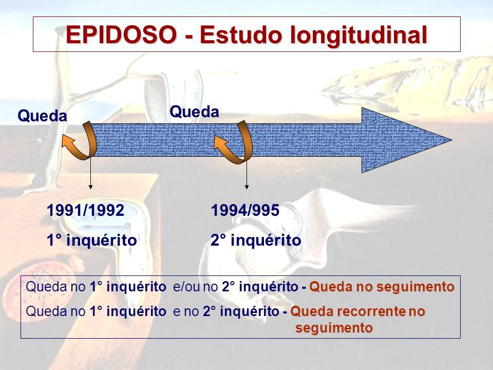 EPIDOSO - Estudo longitudinal