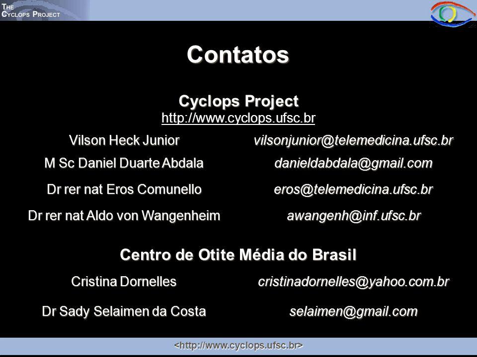 Centro de Otite Média do Brasil