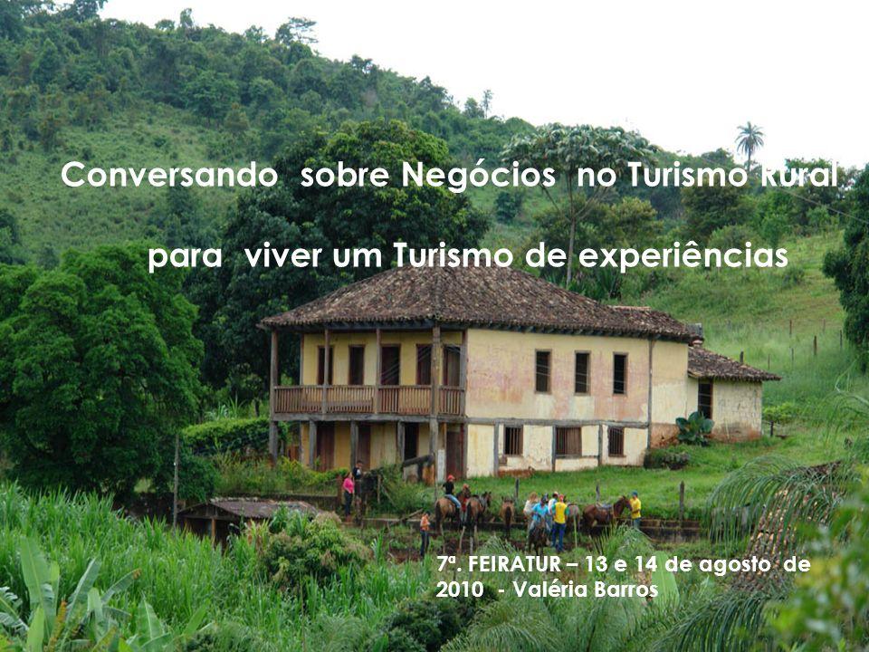 Conversando sobre Negócios no Turismo Rural