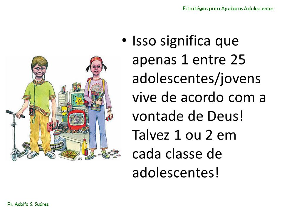 Estratégias para Ajudar os Adolescentes