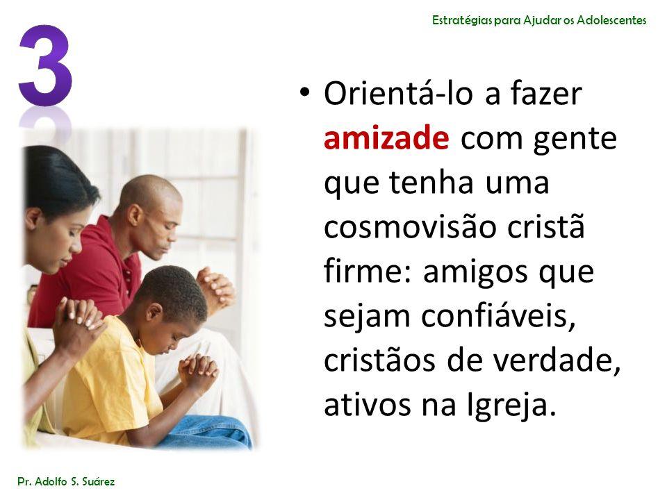 3Estratégias para Ajudar os Adolescentes.