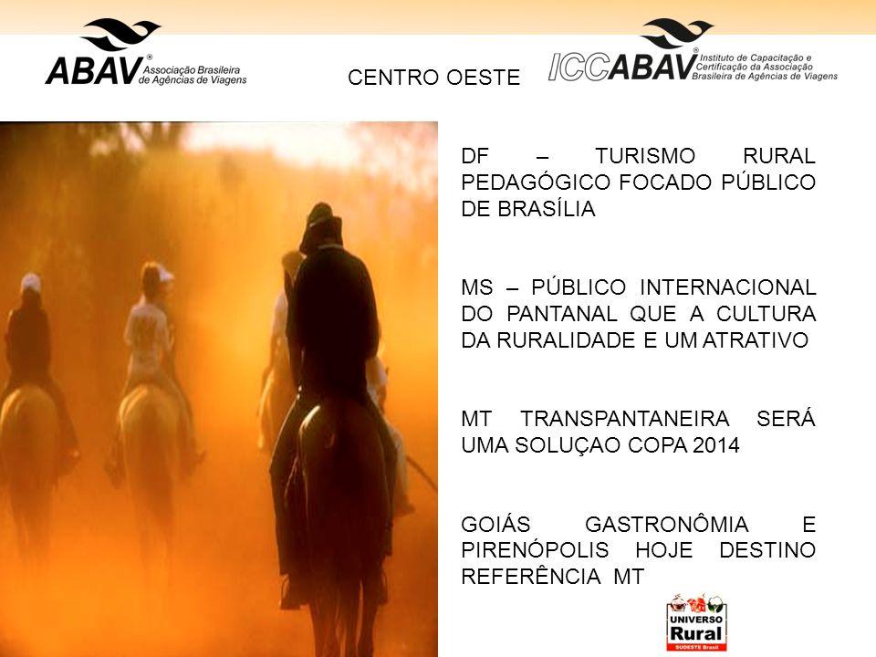 CENTRO OESTEDF – TURISMO RURAL PEDAGÓGICO FOCADO PÚBLICO DE BRASÍLIA.