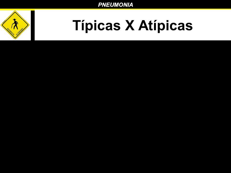 Típicas X Atípicas
