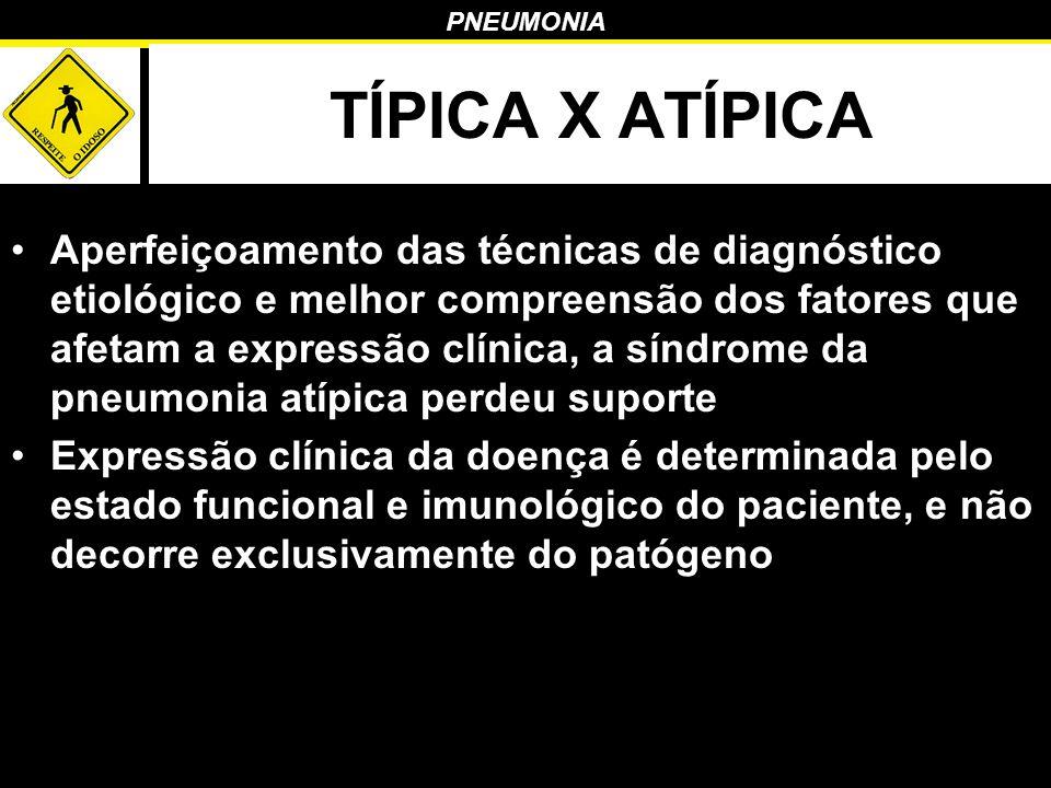 TÍPICA X ATÍPICA