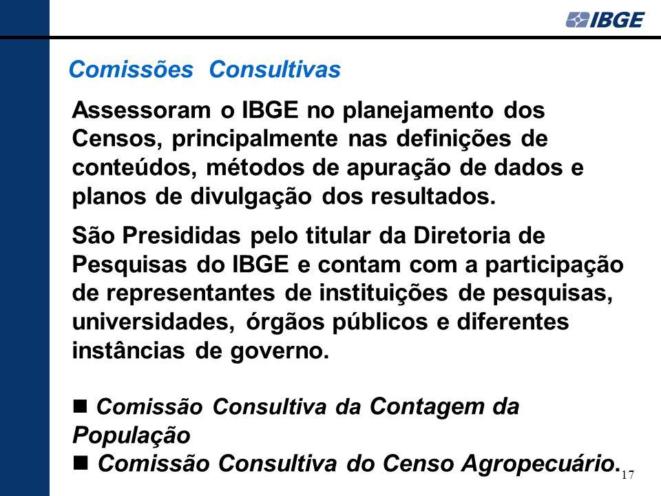 Comissões Consultivas