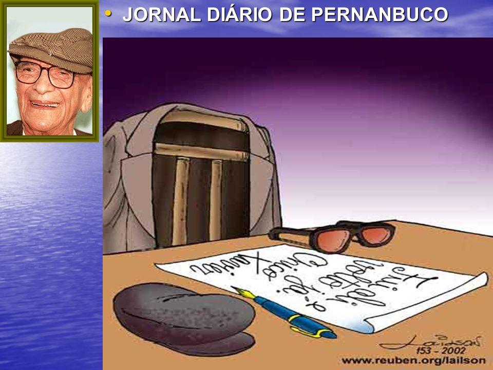JORNAL DIÁRIO DE PERNANBUCO