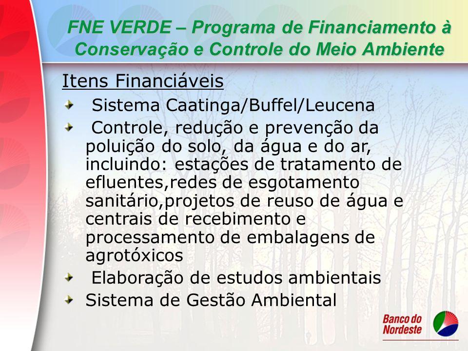 Sistema Caatinga/Buffel/Leucena