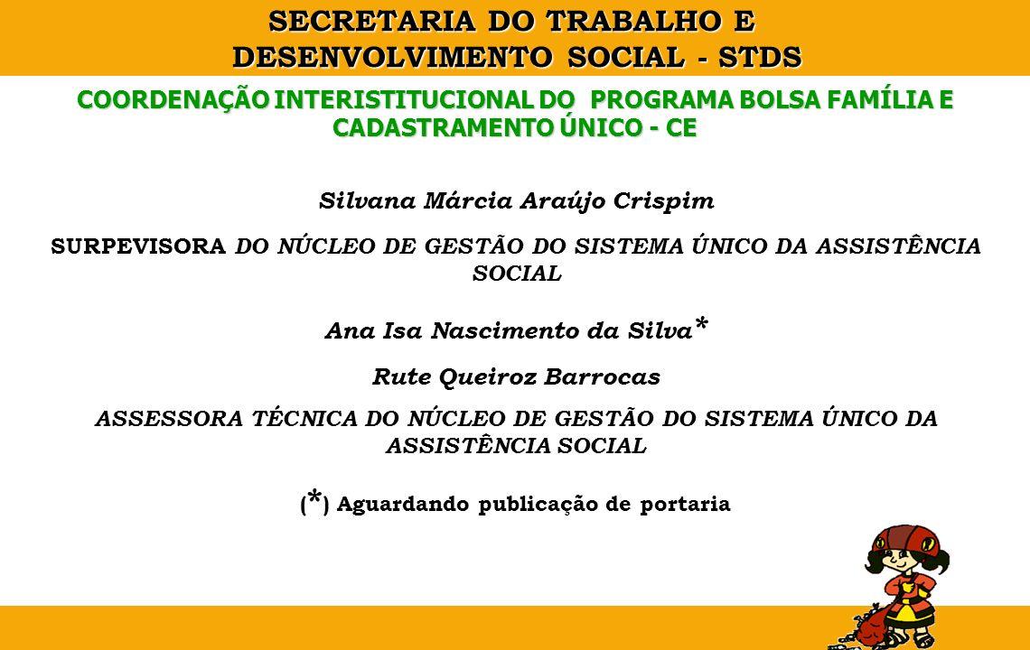 Silvana Márcia Araújo Crispim