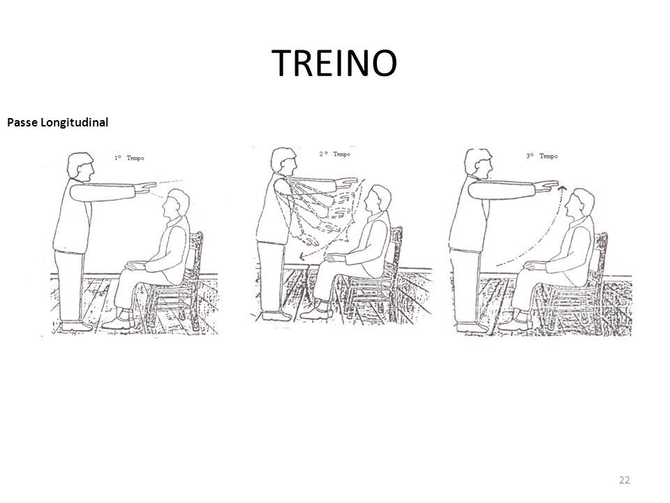 Passe Longitudinal TREINO