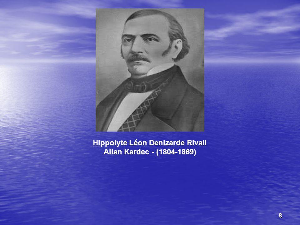 Hippolyte Léon Denizarde Rivail