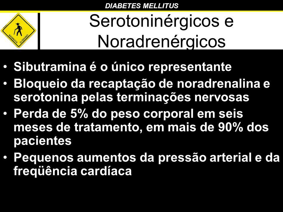 Serotoninérgicos e Noradrenérgicos