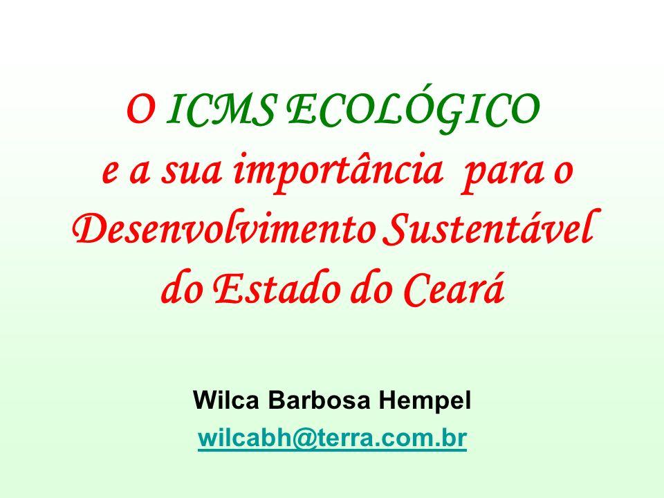 Wilca Barbosa Hempel wilcabh@terra.com.br