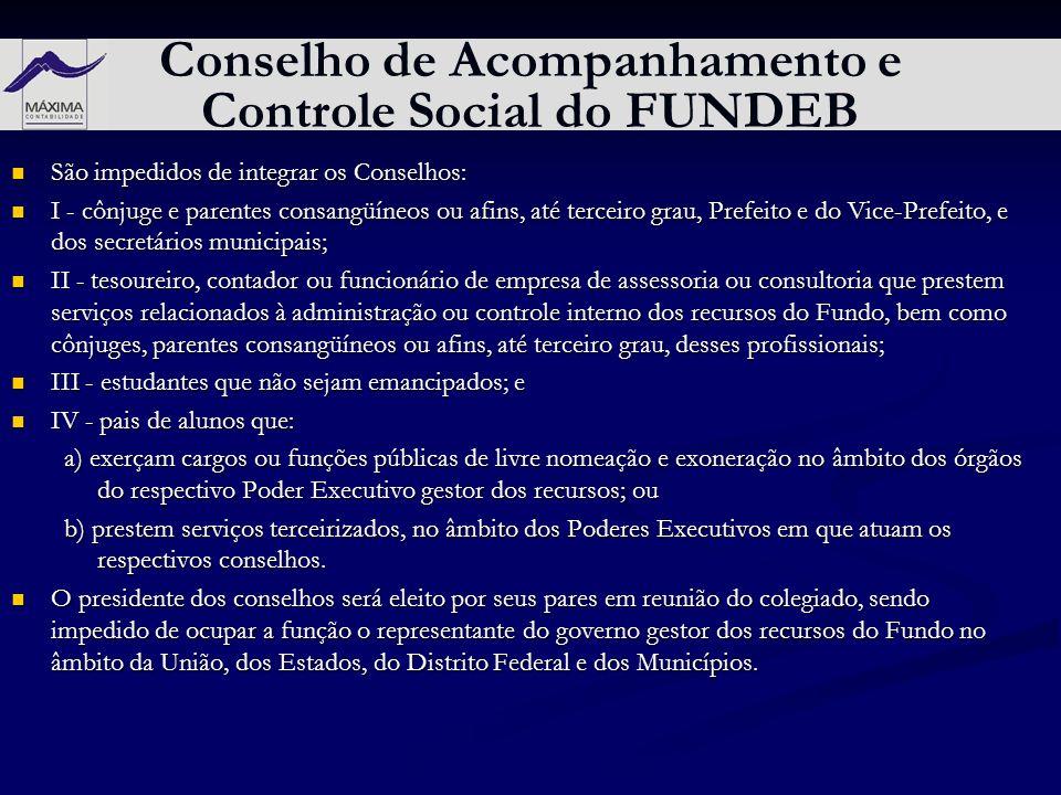 Conselho de Acompanhamento e Controle Social do FUNDEB