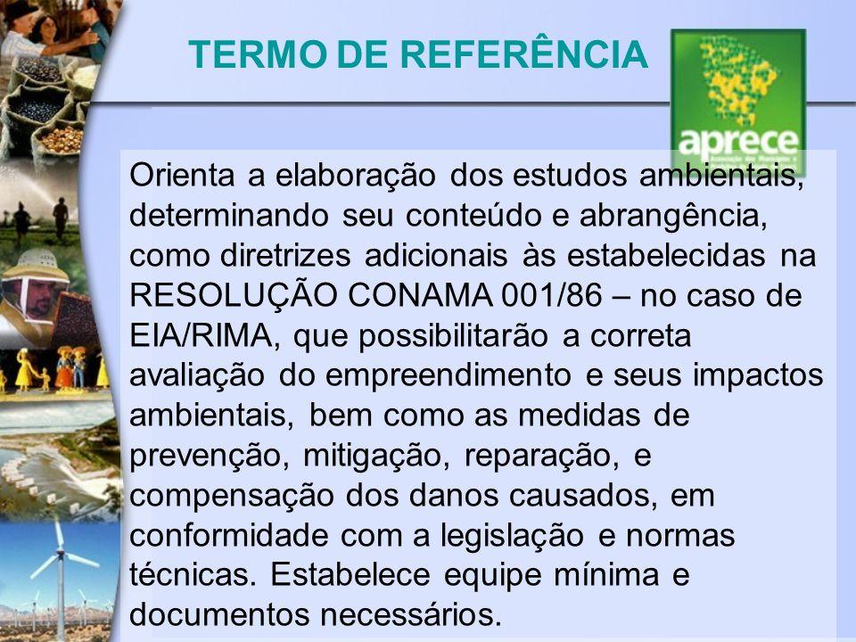 TERMO DE REFERÊNCIA