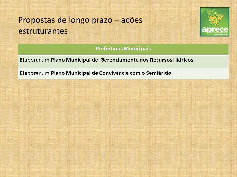 Prefeituras Municipais