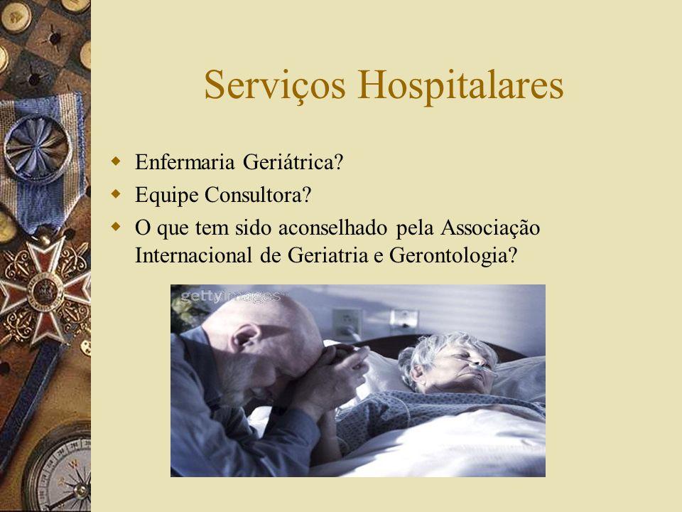 Serviços Hospitalares