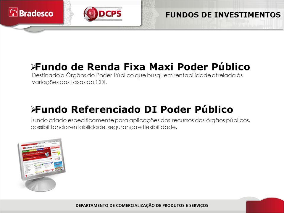 Fundo de Renda Fixa Maxi Poder Público