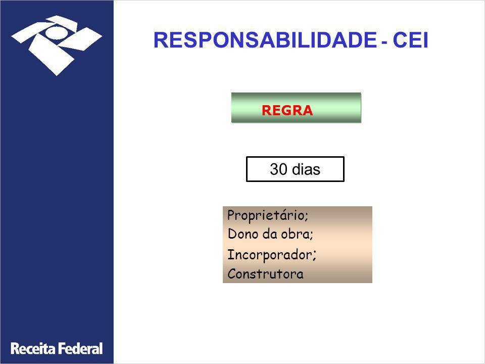 RESPONSABILIDADE - CEI