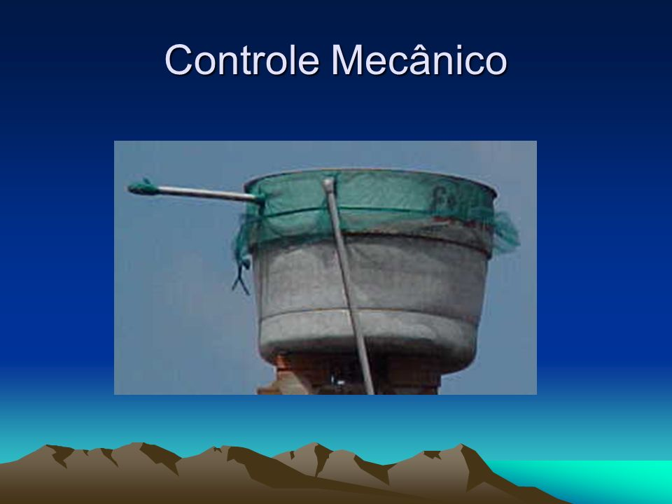 Controle Mecânico