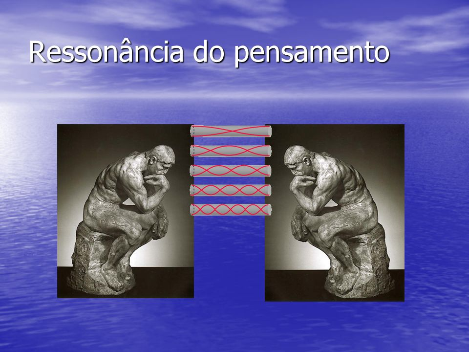 Ressonância do pensamento