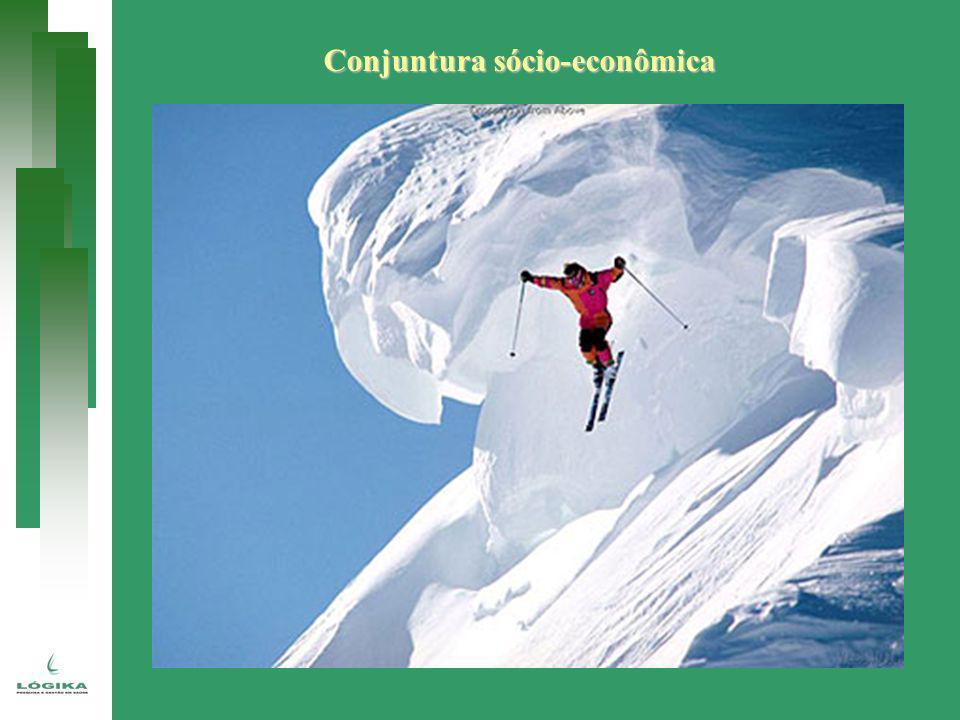Conjuntura sócio-econômica