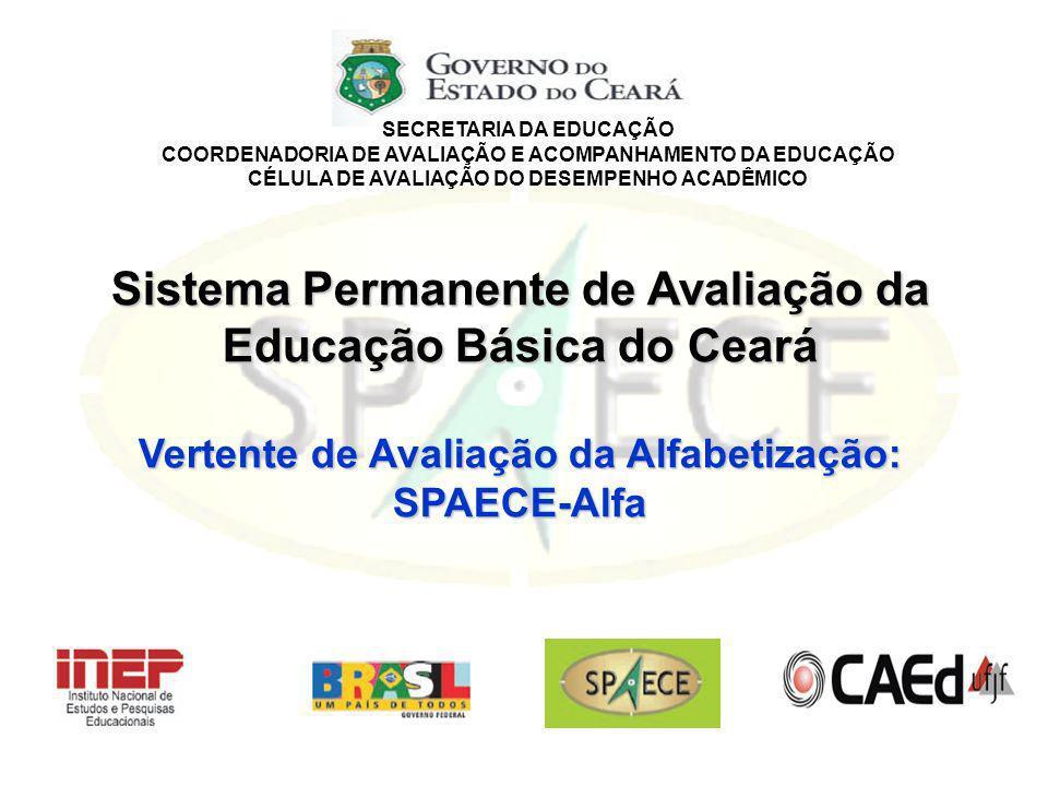Sistema Permanente de Avaliação da Educação Básica do Ceará