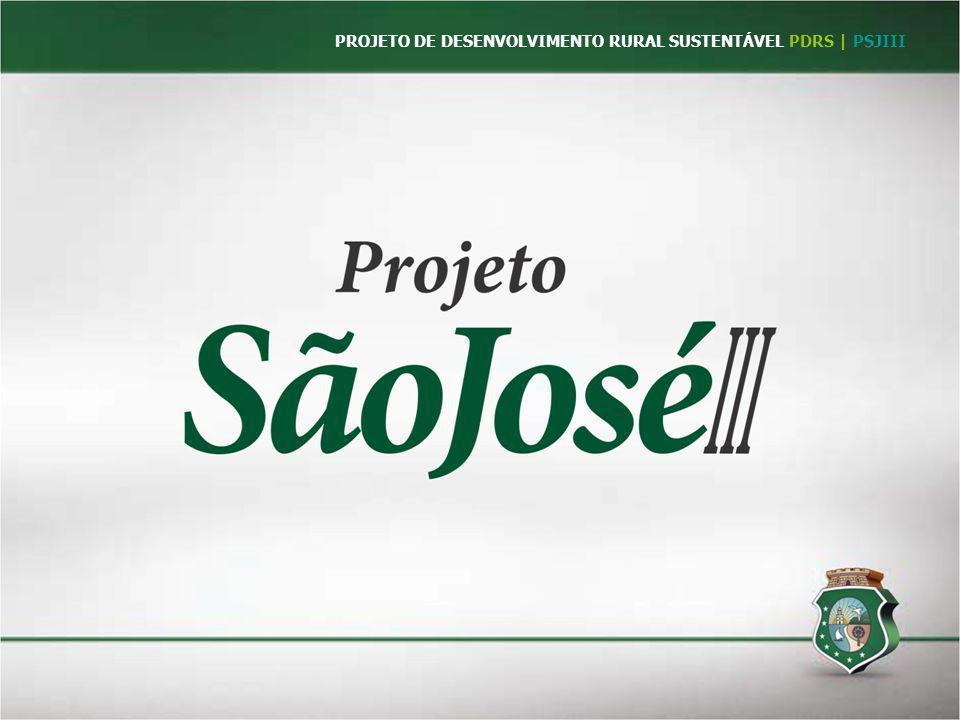PROJETO DE DESENVOLVIMENTO RURAL SUSTENTÁVEL PDRS | PSJIII