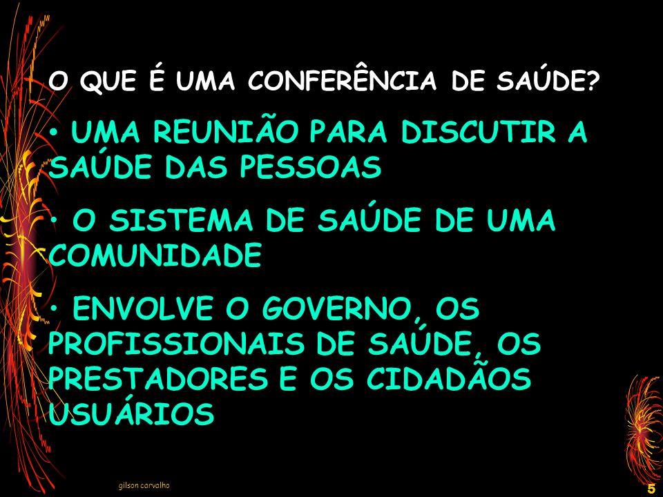 UMA REUNIÃO PARA DISCUTIR A SAÚDE DAS PESSOAS