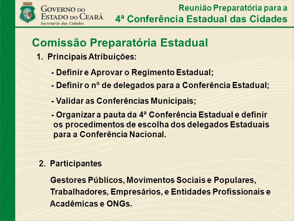 Comissão Preparatória Estadual