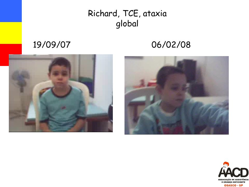 Richard, TCE, ataxia global