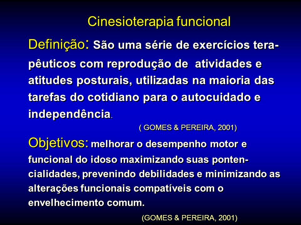 Cinesioterapia funcional