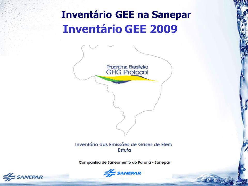 Inventário GEE 2009 19