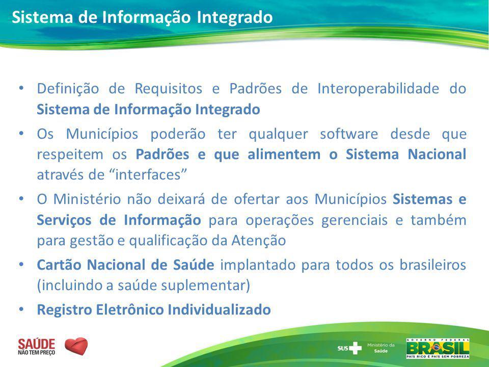 Sistema de Informação Integrado
