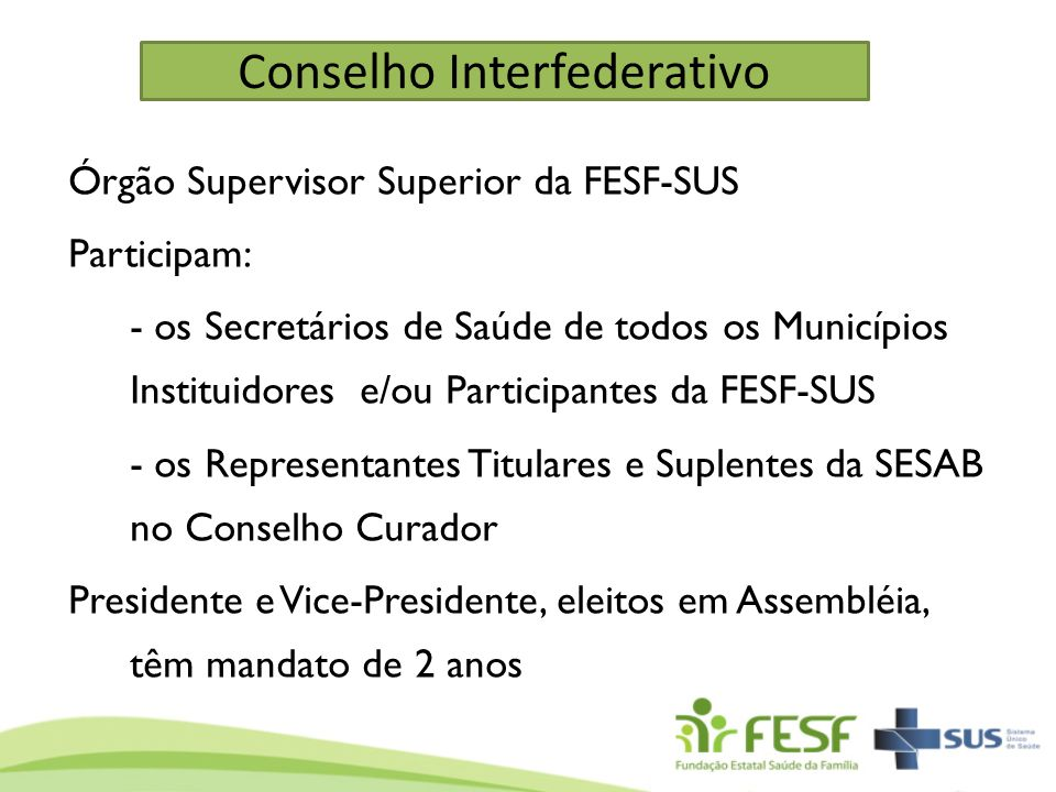 Conselho Interfederativo