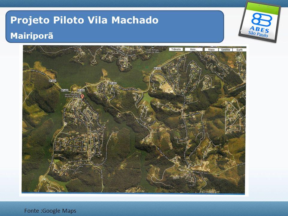 Projeto Piloto Vila Machado