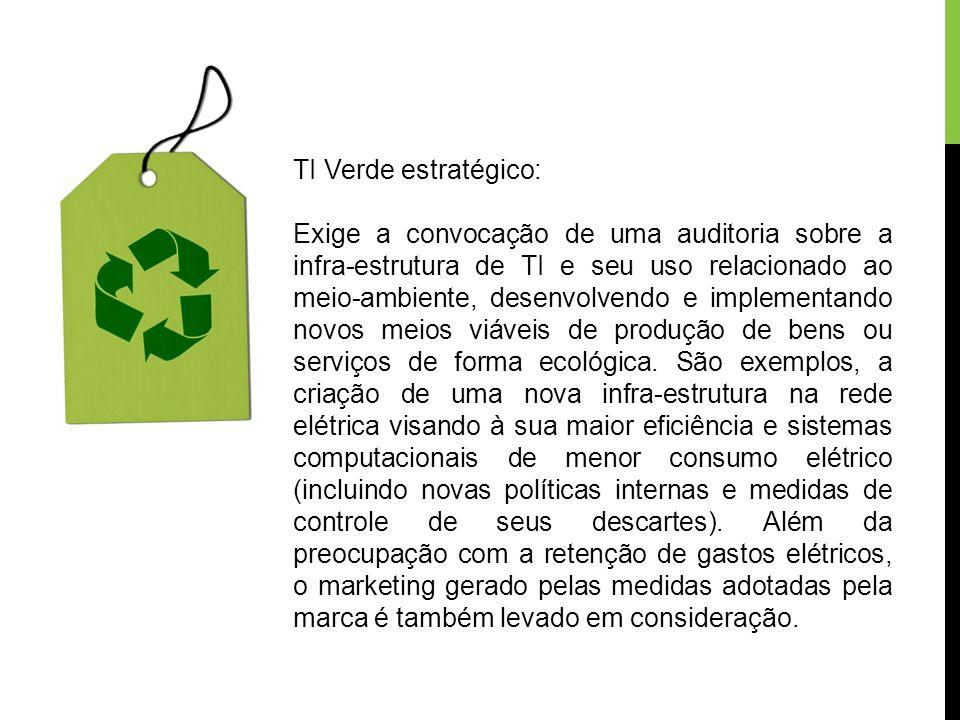 TI Verde estratégico: