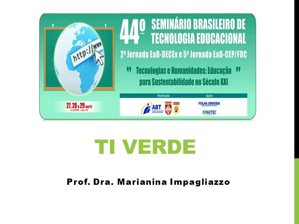 Prof. Dra. Marianina Impagliazzo