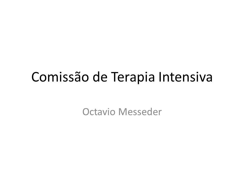 Comissão de Terapia Intensiva