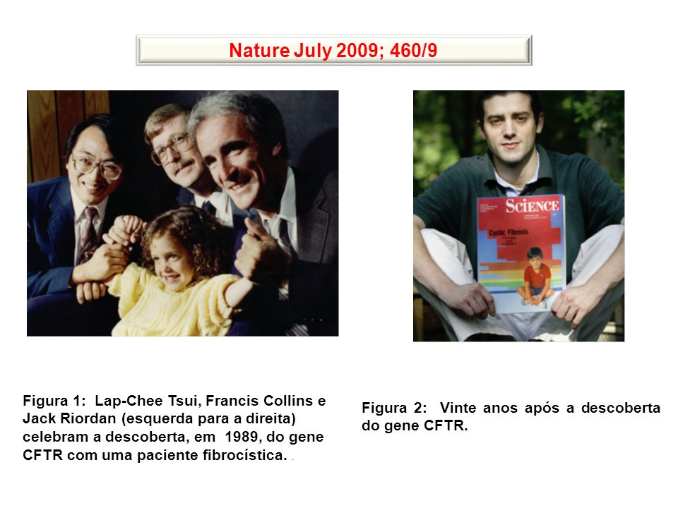 Nature July 2009; 460/9