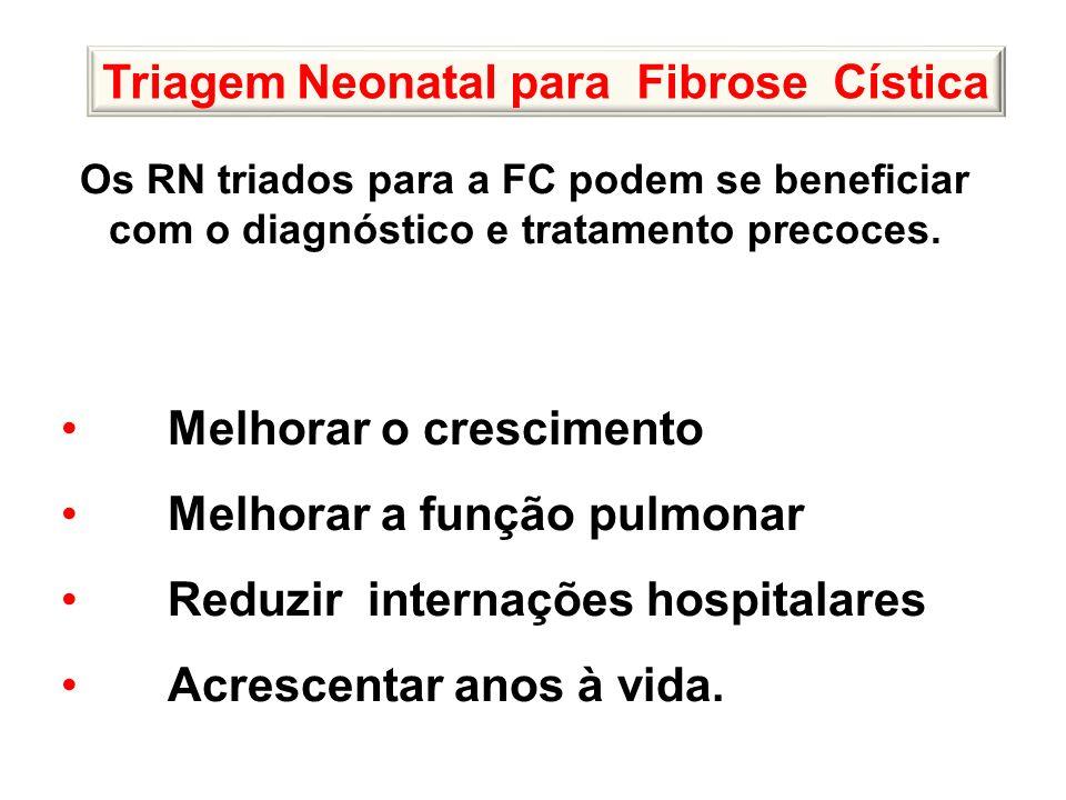 Triagem Neonatal para Fibrose Cística