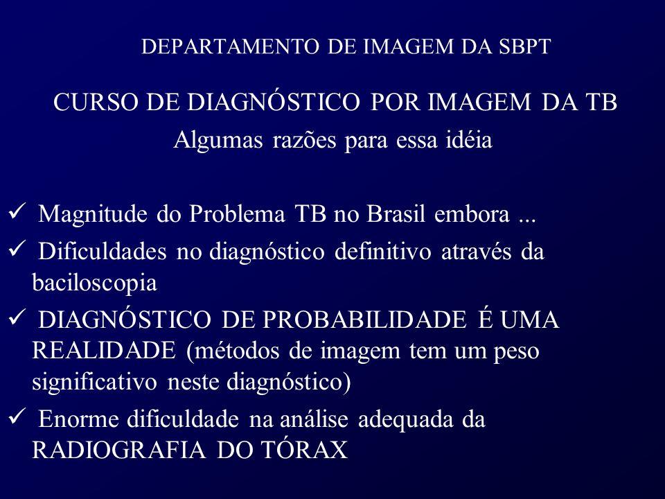 DEPARTAMENTO DE IMAGEM DA SBPT