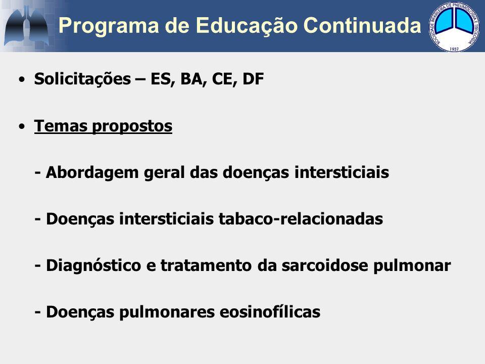 Programa de Educação Continuada