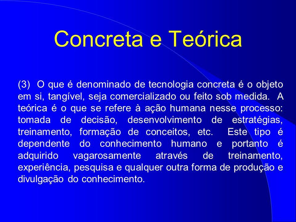 Concreta e Teórica