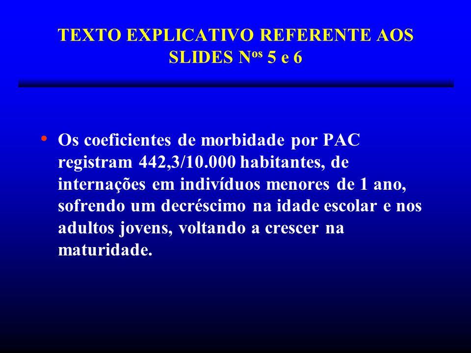 TEXTO EXPLICATIVO REFERENTE AOS SLIDES Nos 5 e 6