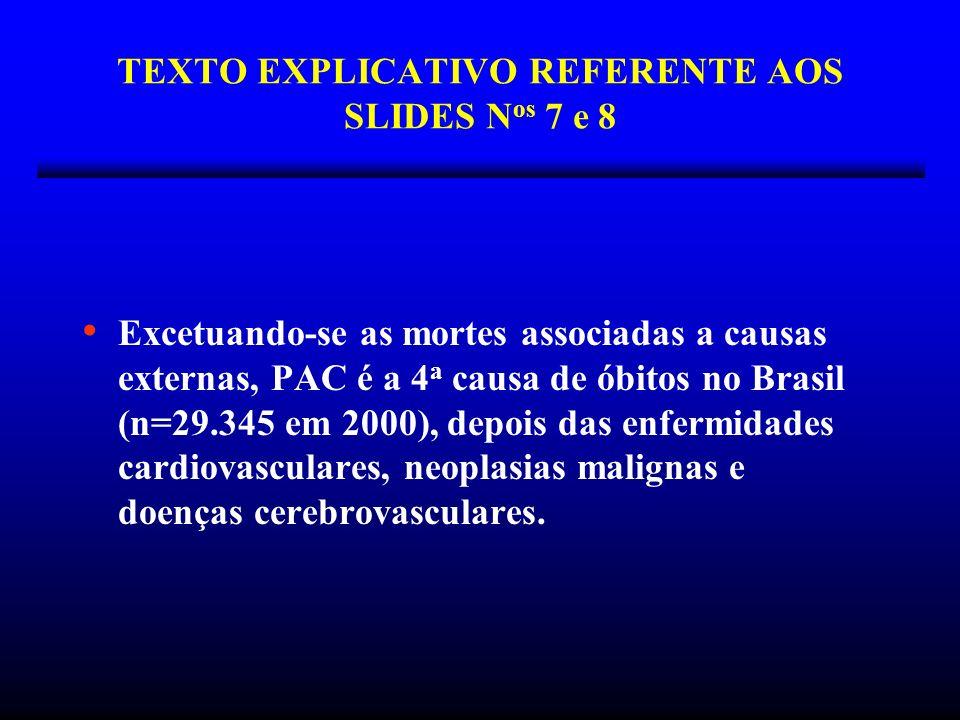TEXTO EXPLICATIVO REFERENTE AOS SLIDES Nos 7 e 8