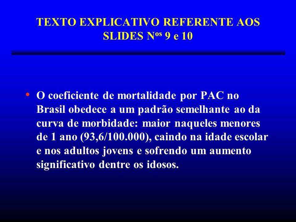 TEXTO EXPLICATIVO REFERENTE AOS SLIDES Nos 9 e 10