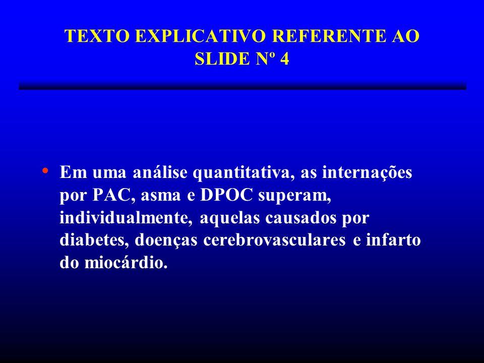 TEXTO EXPLICATIVO REFERENTE AO SLIDE Nº 4