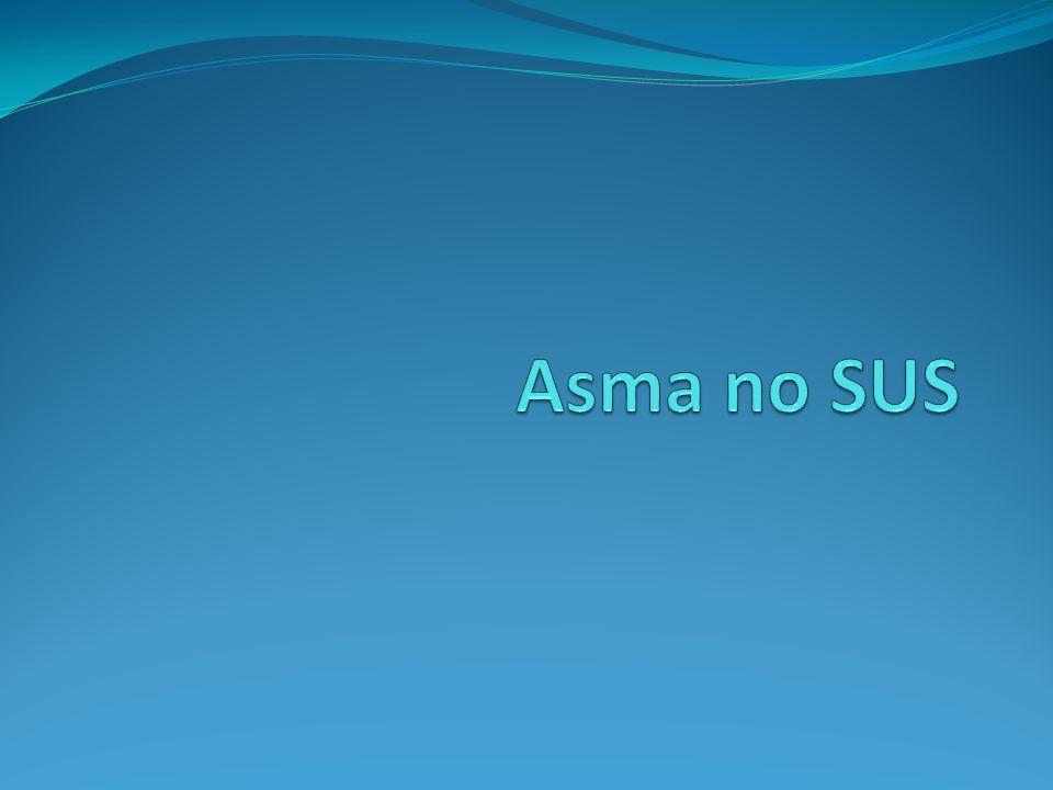 Asma no SUS